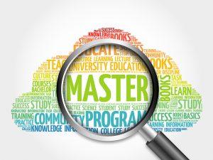 Τα 63 τμήματα που αναγνωρίζονται ως integrated master