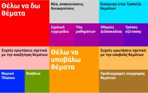 Τράπεζα θεμάτων: Στη δημοσιότητα τα θέματα για τα μαθήματα της Α' Λυκείου